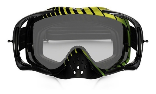 antiparras oakley crowbar mx motocross snowboard tachracing