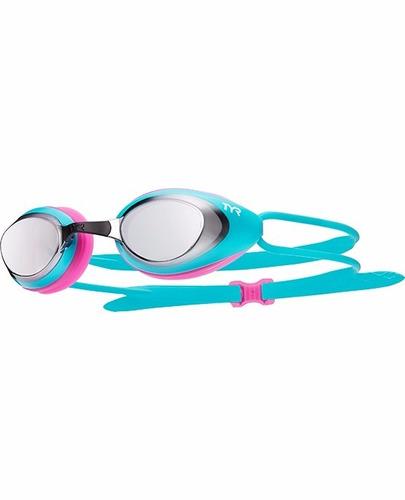 antiparras tyr blackhawk racing femme mirrored goggles
