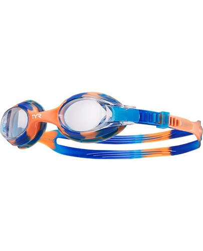 antiparras tyr kids' swimple tie dye goggles