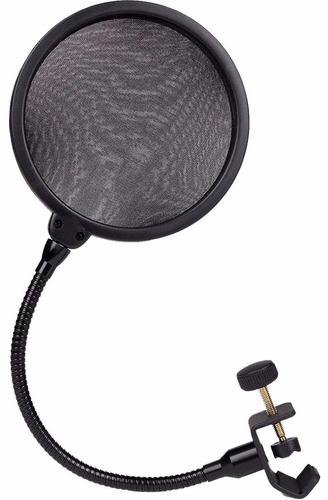 antipop samson ps-01 filtro cuello de ganso pop filter cuota