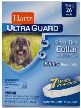 antipulgas perro collar