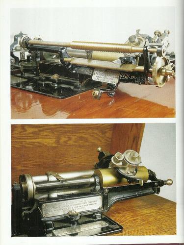 antique phonograph.gadgets, gizmos & gimmicks. idioma inglés