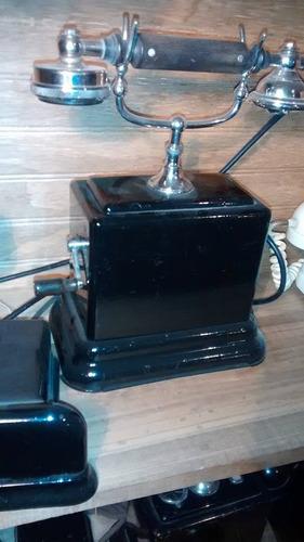 antique, raro teléfono mesa, original ericsson funcionando!