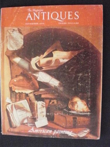 antiques - noviembre 1976