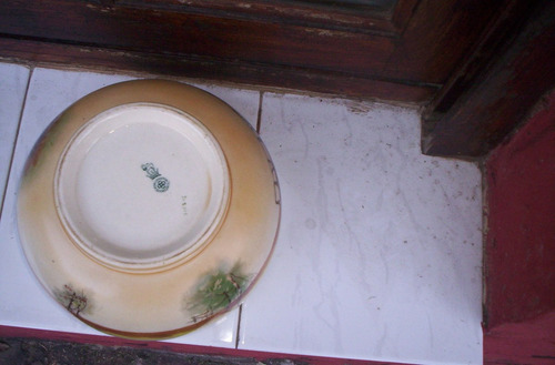 antiquisimo bowl royal doulton serie cocheros