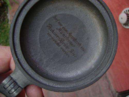 antiquisimo chop de cerveza aleman con tapa de peltre