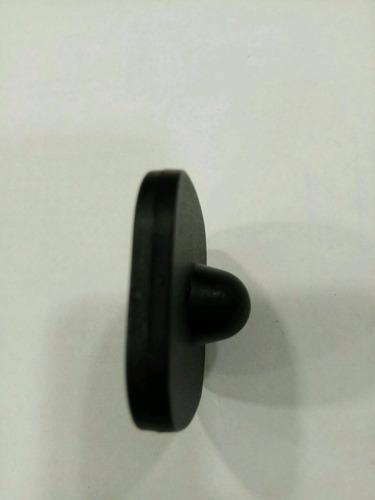 antirobo para tiendas/boutiques paquete 100 tags color negro