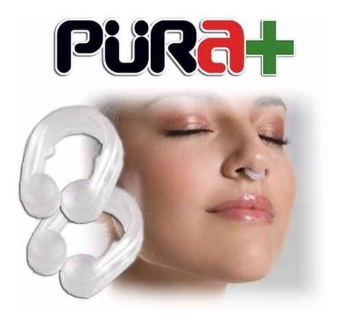 antironquido respiracion pura+ nos - unidad a $7500