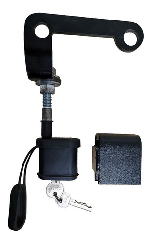 antirrobo rueda de auxilio kraken p/ amarok ranger hilux s10