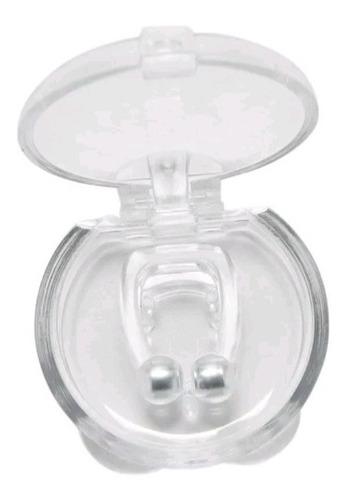 antirronquido magnetico apnea clip silicona lt3