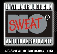 antitranspirante no sweat . no mas sudor excesivo