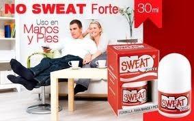 antitranspirante  no sweat solucion definitva para el sudor