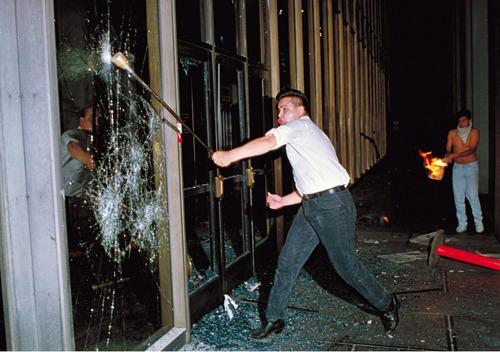 antivandalismo, antivandalico, film de seguridad para vidrio