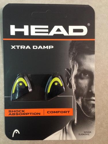 antivibradores head xtradamp,todos los colores dropshoptenis
