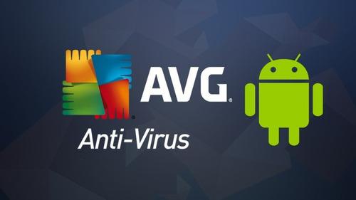 antivirus avg para teléfonos android. se envía por steam