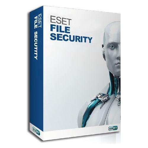 antivirus eset file security licencia 2 años x 1 servidor