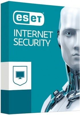 antivirus eset internet security 2017 - 1 licencia