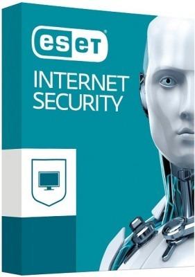 antivirus eset internet security 2017, 1 licencia