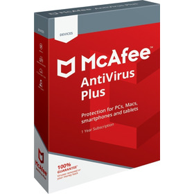 Antivirus Mcafee Plus 2020 10 Equipos 1 Año [pc,mac,android]
