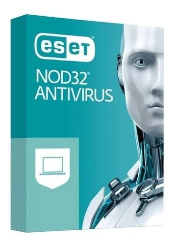antivirus nod32 1 año una licencia original para 3pc