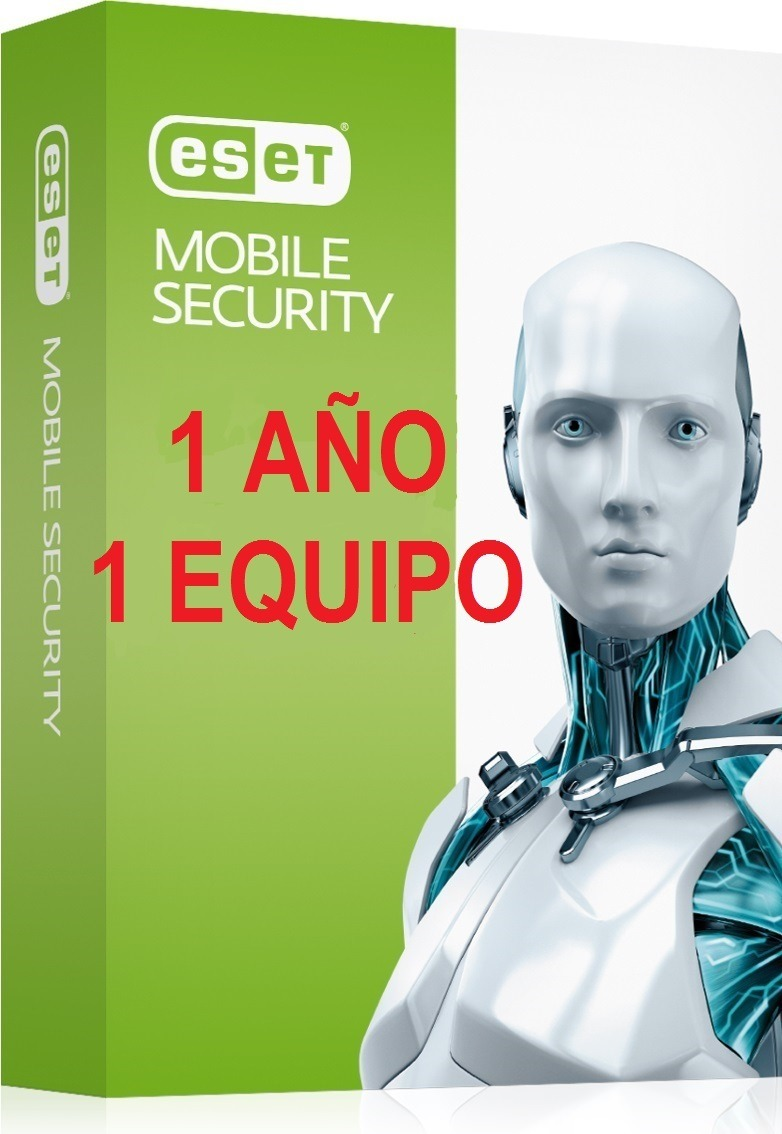 b1604da3570 Antivirus Para Celular Tablet Eset Mobile Security 1 Año X 1 - S/ 15 ...