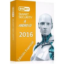 Eset Nod32 Smart Security V9 Licencia Original 1 Año X 5pc