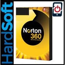 Norton 360 1pc X 1año No Kaspersky,no Eset