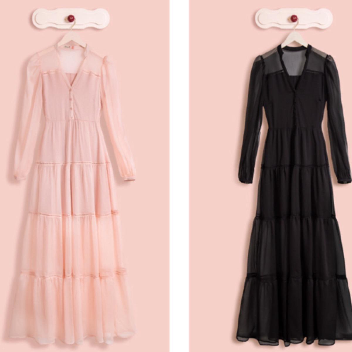 1cdab0c9059f Antix - Vestido Entremeio Transparentes Com Tags - R$ 425,00 em Mercado  Livre