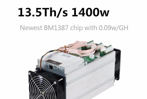 antminer s9 13.5th/s + fuente incluida