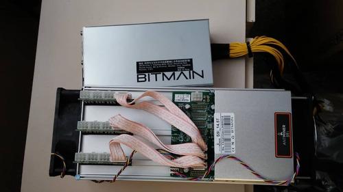 antminer s9 14.5 th/s + (fuente de poder)
