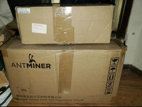 antminer s9 bitmain con fuente original