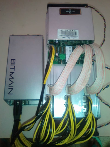 antminer s9i 14 th/s incluye power supply