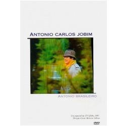 antônio carlos jobim - antônio brasileiro dvd original
