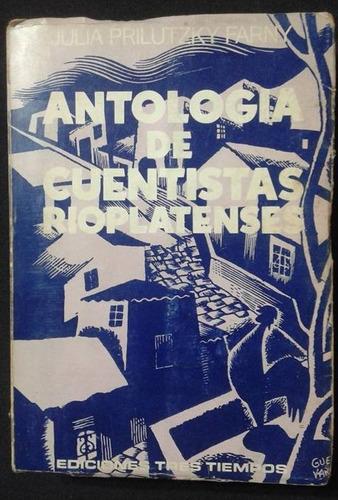 antologia de cuentistas rioplatenses