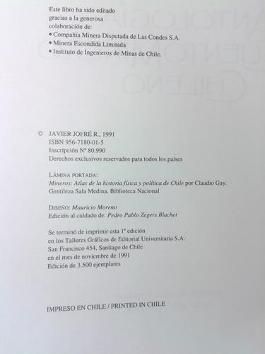 antologia de cuento minero chileno, javier jofre