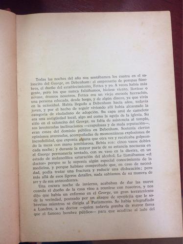 antología de las mejores novelas policiacas. tomo ii