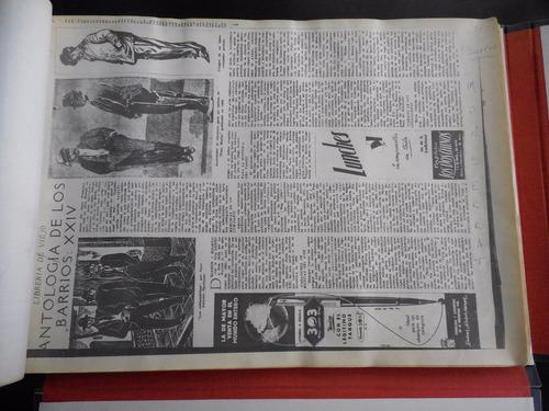 antologia de los barrios la nacion notas 1959 a 1961 verlo!