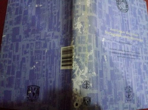 antología de poesía portuguesa contemporánea. bilingüe