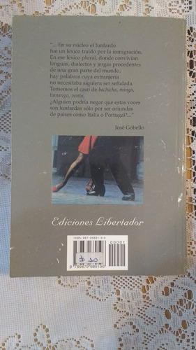 antologia de tangos lunfardos marcelo oliveri