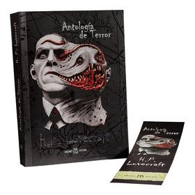 Antología De Terror H.p Lovecraf. Editorial Negret Books