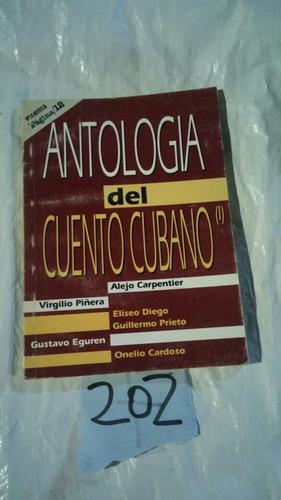 antologia del cuento cubano