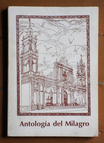 antología del milagro (ed. cuadernillos pat ex bonum 1980)