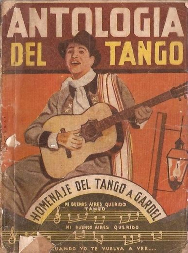 antologia del tango  homenaje del tango a gardel