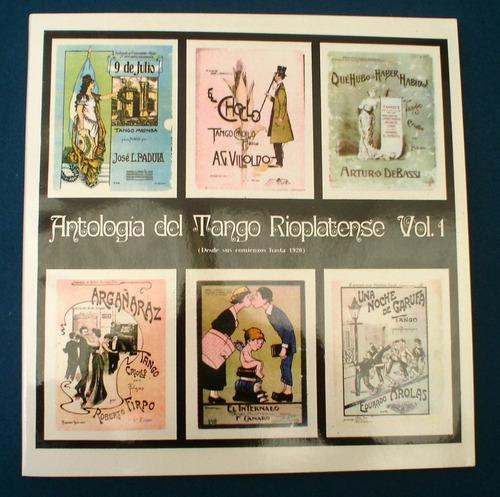 antología del tango río platense vol. i
