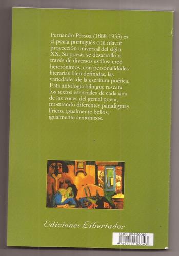 antologia esencial fernando pessoa edicion bilingue