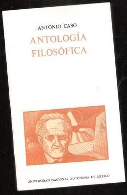 antología filosófica antonio caso