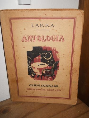 antología - larra