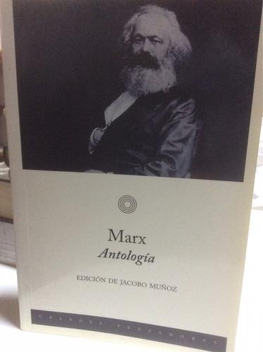 antología marx