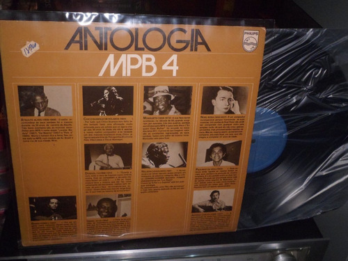 antologia mpb4 -
