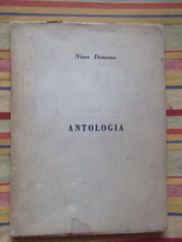 antología nina donoso 1989
